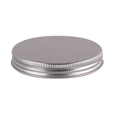 Lowen ( matt silver)  Caps - fits the 50gm plastic jar