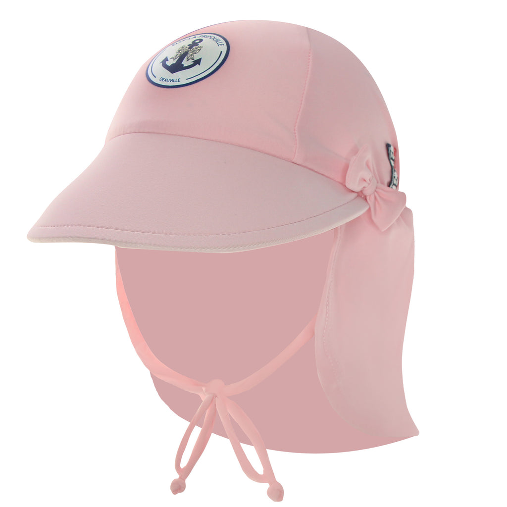 Girls St Tropez UV Cap