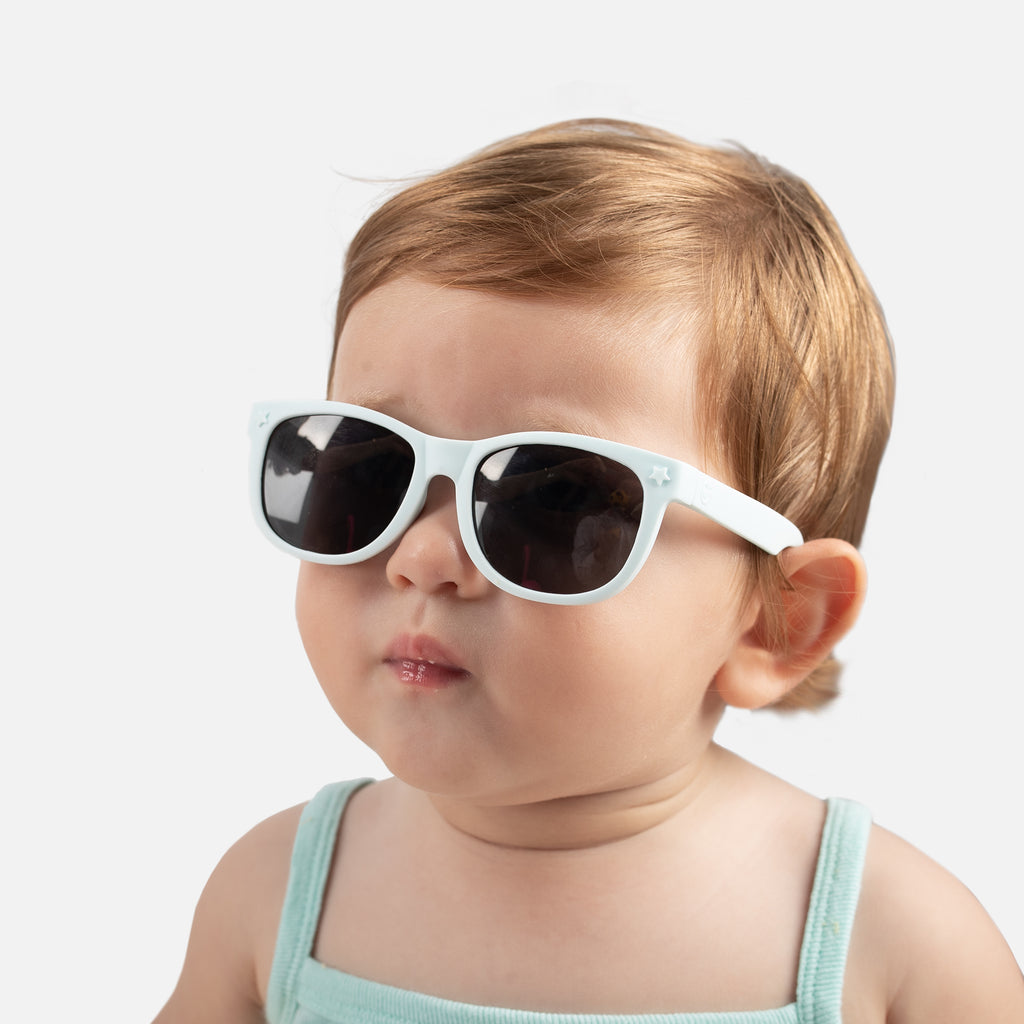Baby Pop - Aqua sunglasses