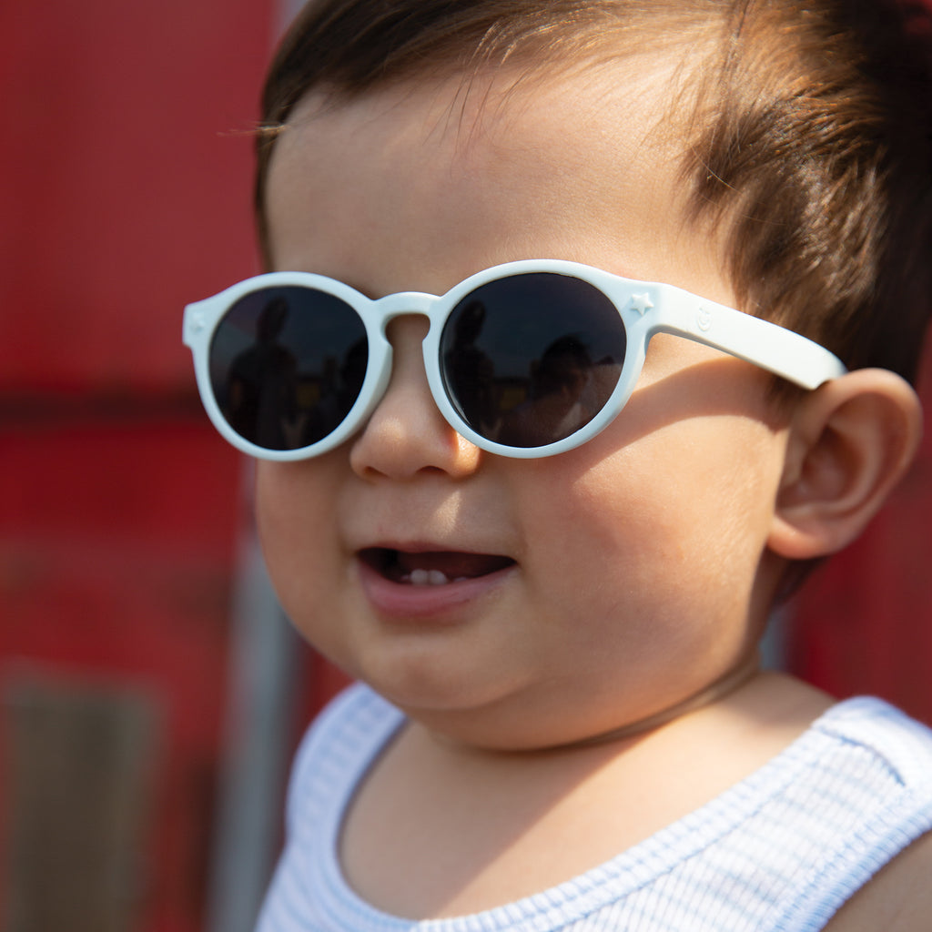 Baby Jazz - Aqua sunglasses
