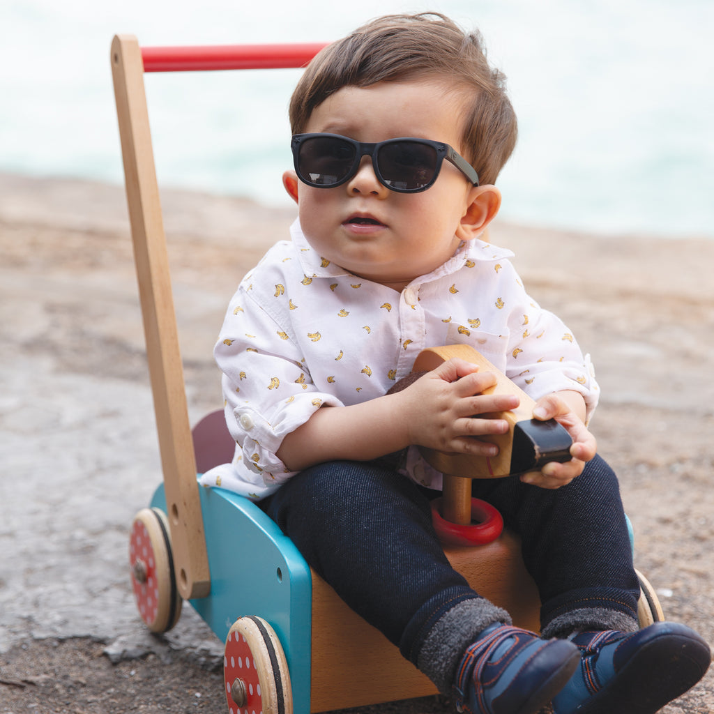 Baby Pop - Black Street sunglasses