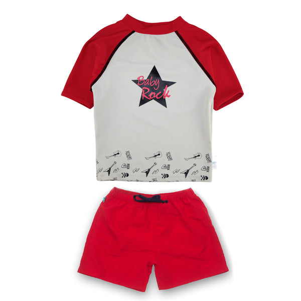 Shop the best selection of boys rash guards and vest in full sleeves or half sleeves. Sizes available from 3 months to 14 years. Visit today and enjoy free UK delivery after spending £