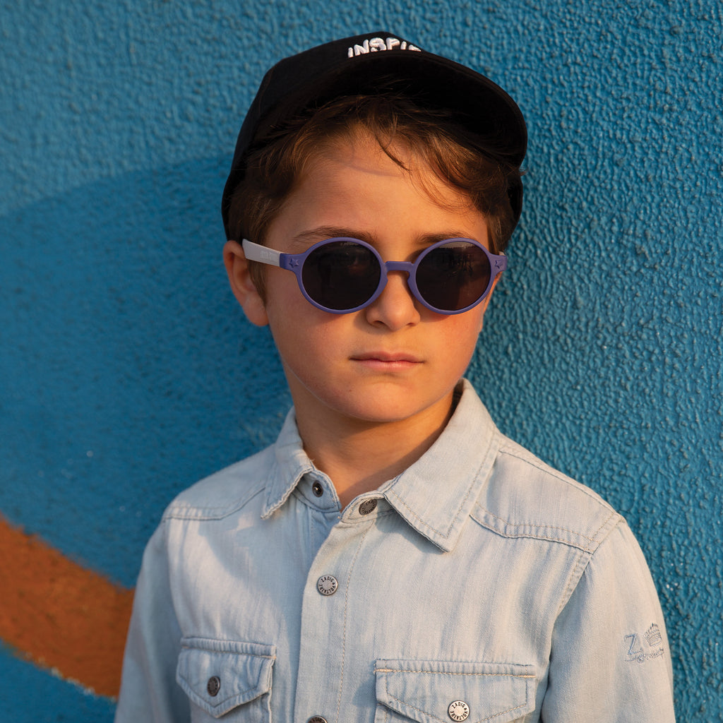 Junior Funk - Blue Moon kids sunglasses