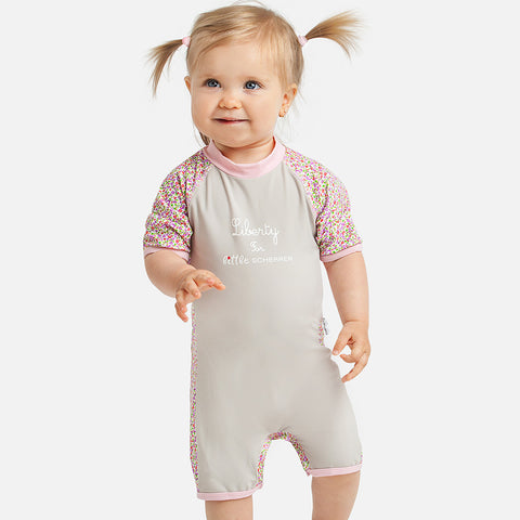Girls Liberty UV Sunsuit