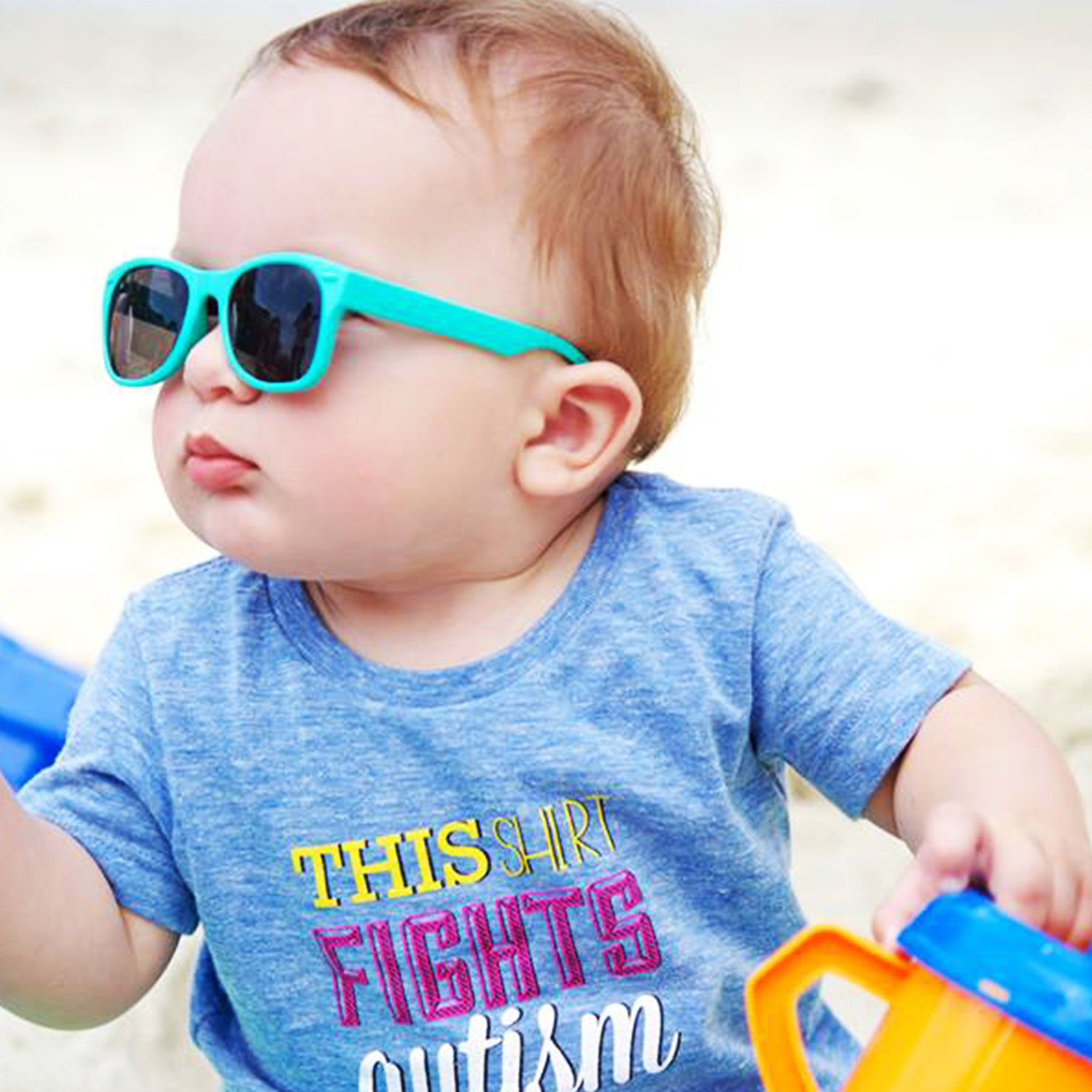 Baby Sunglasses A Blend Of Fashion And Comfort For Your -5799