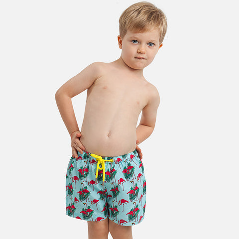 Flamingo Kid UV Swim Short
