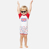 kids boys uv swimwear sunsuit swimsuit beachwear upf 50+