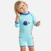 kids baby boys uv swimwear swimsuit sunsuit beachwear upf50+