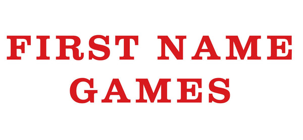 First Name Games