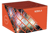 EVOLUTION FIREWORKS - NEBULA - 100 SHOT - MULTIBUY 2 FOR £100