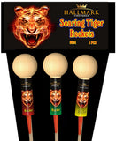 HALLMARK FIREWORKS - SOARING TIGER ROCKETS - 1.3G - MULTIBUY 2 FOR £100