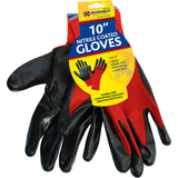 SAFETY GLOVES MEDIUM
