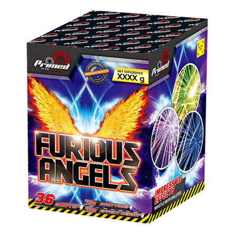 PRIMED - FURIOUS ANGELS - 1.3G - 36 SHOTS
