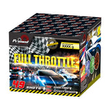 PRIMED - FULL THROTTLE - 49 SHOTS - MULTI BUY 2 FOR £100