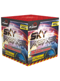 PRIMED PYRO - SKY BREAKER - 36 SHOTS - 1.3G LOUD - MULTIBUY 2 FOR £80