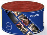 EVOLUTION FIREWORKS - ASTEROID - 96 SHOT - MULTI BUY 2 FOR £10