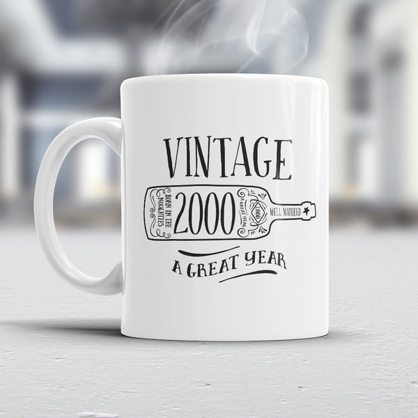 20th Birthday, 2000 Birthday, 20th Birthday Gift, 20th Birthday Idea, Vintage, 2000, Happy Birthday, 20th Birthday Present 20 year old!