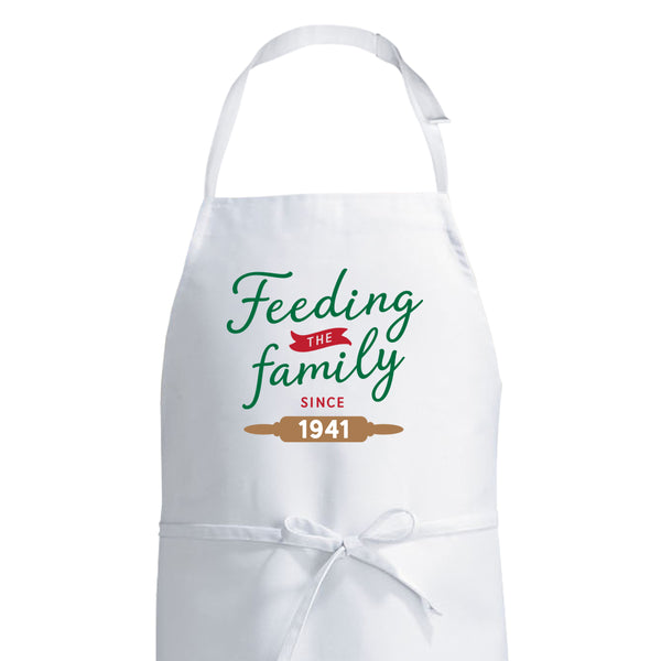 80th Birthday, Birthday, 80th Birthday Gift, Birthday Gift, Custom Apron, Cooking Gift, 80th Birthday Present, 80 Years Old!