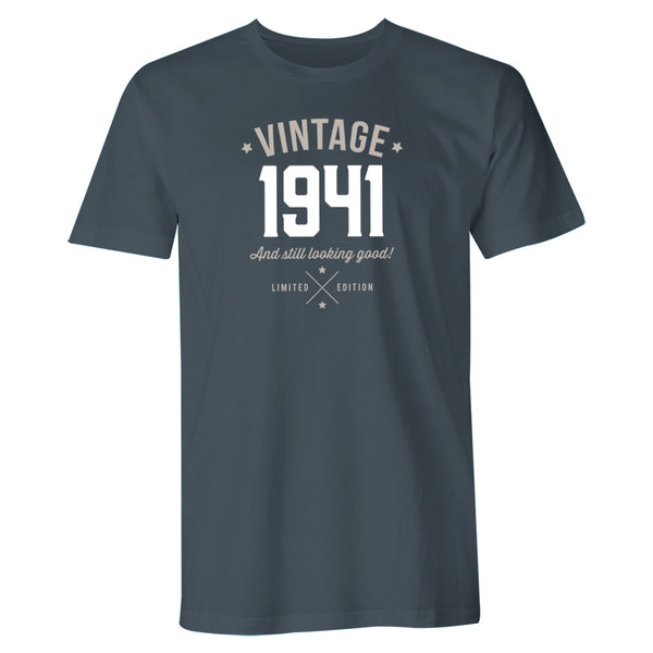 80th Birthday T Shirt Gift - Vintage