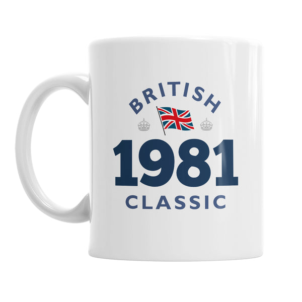 40th Birthday, 40th Birthday Gift, 40th Birthday Idea, British Classic, 40th Birthday Present for 40 year old!