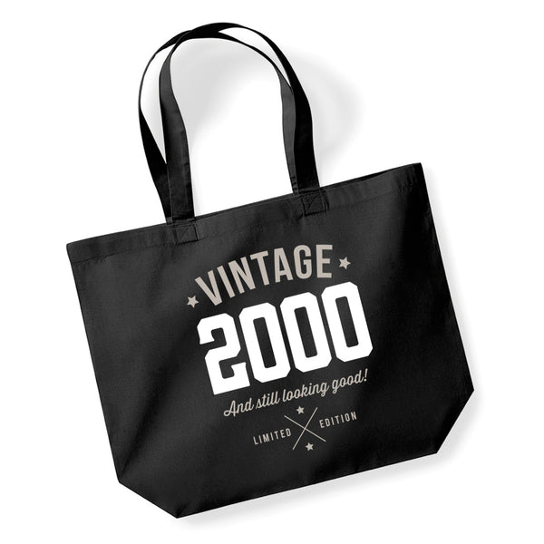 Copy of 20th Birthday, 20th Birthday Idea, 20th Birthday Bag, Tote, Shopping Bag, Great 20th Birthday Present, 20th Birthday Gift, 2000 Birthday