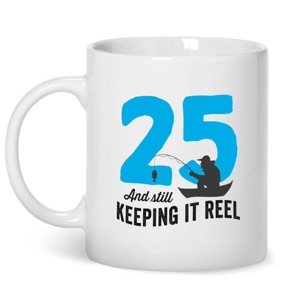 25th Birthday, Birthday Gift, Fishing Birthday, 25th Birthday Gift, 25th Birthday Idea, Happy Birthday, 25th Birthday Gift for 25 year old