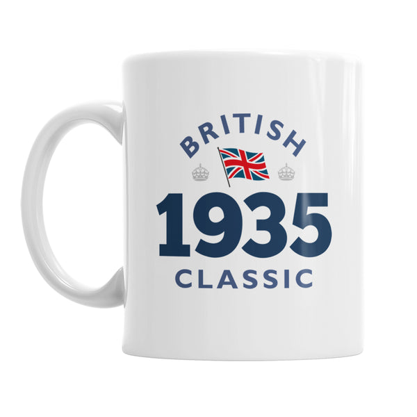 85th Birthday, 85th Birthday Gift, 85th Birthday Idea, British Classic, 85th Birthday Present for 85 year old!