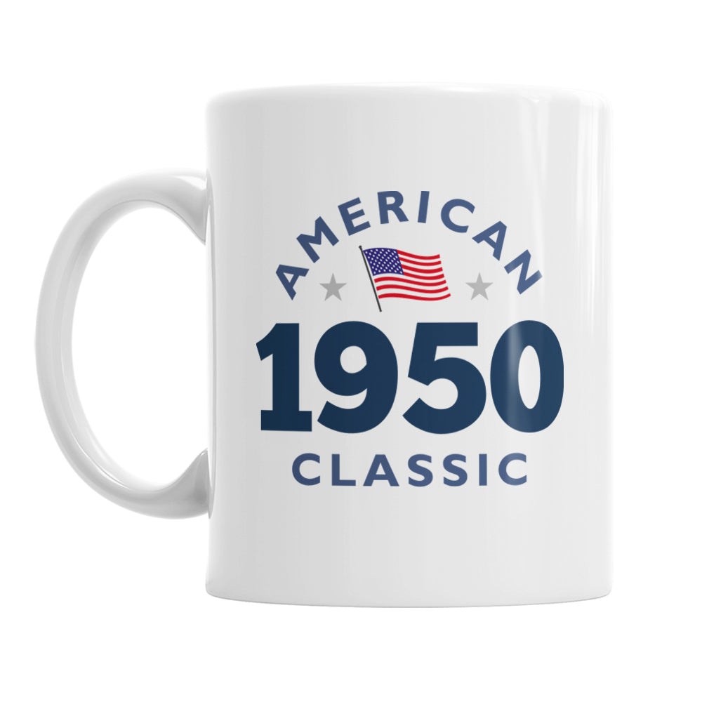 70th Birthday, 1950 Birthday, 70th Birthday Gift, 70th Birthday Idea, American Classic 1950, 70th Birthday Present for 70 year old!