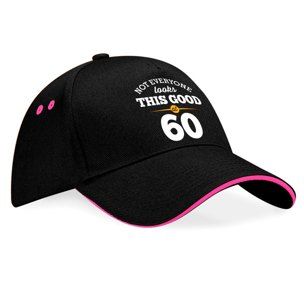 60th Birthday Gift Hat Idea 60 Years Old Design Invent Print