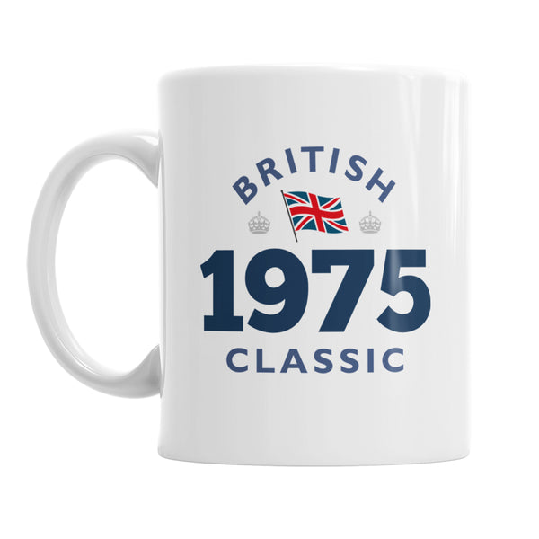 45th Birthday, 1975 Birthday, 45th Birthday Gift, 45th Birthday Idea, British Classic 1975, 45th Birthday Present for 45 year old!