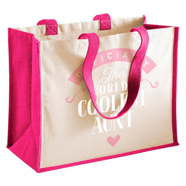 Aunt Gift, Aunt Birthday Bag, Personalised Aunt Gift, Aunt Present, Aunt Bag, Great Aunt Gifts, Aunt Funny Gifts, Aunt Gifts From Daughter, Aunt Keepsake, Tote, Shopping Bag