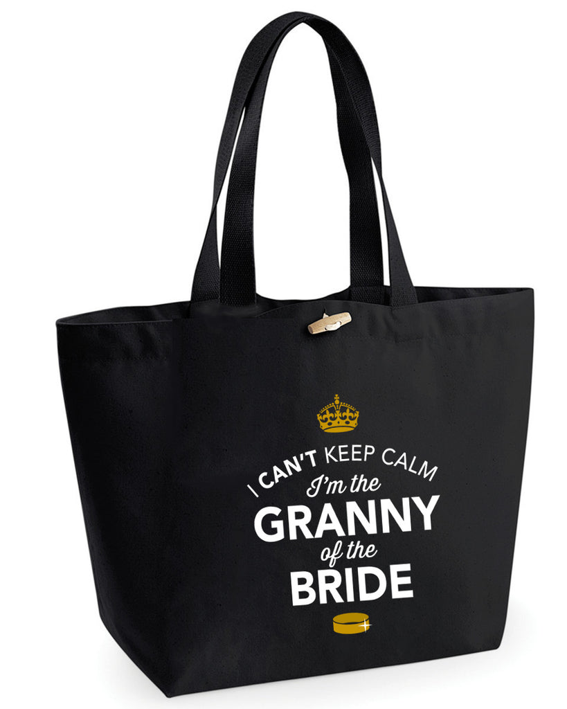 Granny of Bride Tote Bag, Hen Party, Bachelorette Party, Hen Party Bag, Granny of Bride gifts, Hen Do Gifts, Ideas For Brides Granny, Bride present, Shopping Bag, Brides Granny Bag, Tote Bag, Hen Party Gift Bag, Bride keepsake, Team Bride