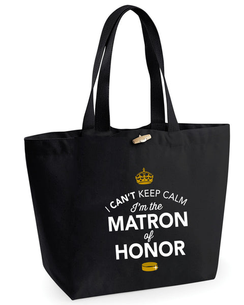 Matron of Honor Tote Bag, Hen Party, Bachelorette Party, Hen Party Bag, Matron of Honor gifts, Hen Do Gifts, Ideas For Matron of Honor, Matron of Honor present, Shopping Bag, Matron of Honor Bag, Tote Bag, Hen Party Gift Bag, Bride keepsake, Team Bride