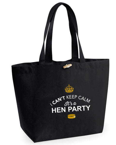 Hen Party Tote Bag, Hen Party, Bachelorette Party, Hen Party Bag, Priest gifts, Hen Do Gifts, Ideas For Priest, Priest present, Shopping Bag, Priest Bag, Tote Bag, Hen Night Gift Bag, Bride keepsake, Team Bride