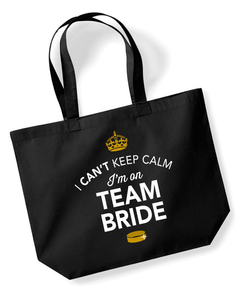 Team Bride, Hen Party, Hen Party Bag, Hen Party gifts, Hen Do Gifts, Ideas For a Team Bride, Hen Party present, Shopping Bag, Team Bride Bag, Tote Bag, Hen Party Gift Bag, Team Bride keepsake, Brides Team