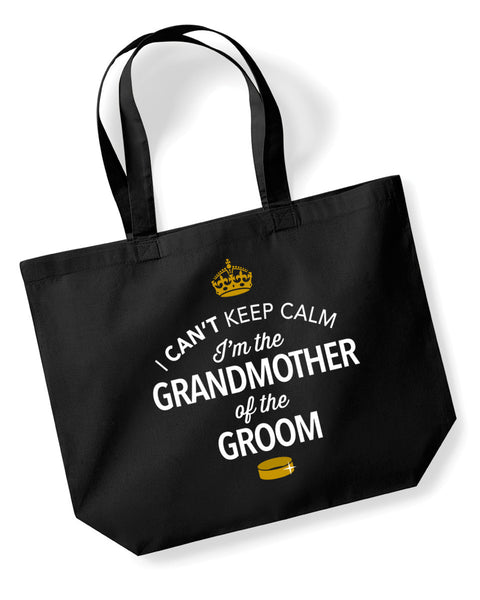 Grandmother Of The Groom, Stag Party, Bachelorette Party, Stag Party Bag, Grandmother Of The Groom gifts, Stag Do Gifts, Ideas For Groom, Groom present, Shopping Bag, Grandmother Of The Groom Bag, Tote Bag, Stag Party Gift Bag, Groom keepsake, Team Groom