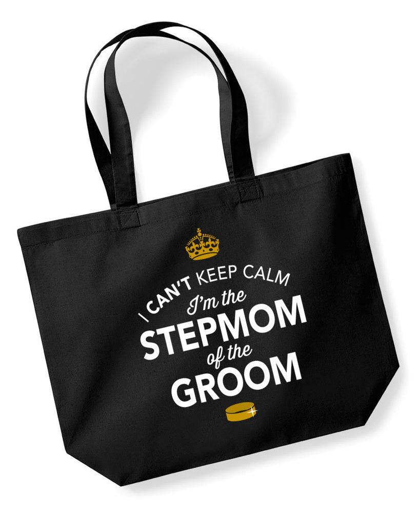 StepMom Of The Groom, Stag Party, Bachelorette Party, Stag Party Bag, StepMom Of The Groom gifts, Stag Do Gifts, Ideas For Groom, Groom present, Shopping Bag, StepMom Of The Groom Bag, Tote Bag, Stag Party Gift Bag, Groom keepsake, Team Groom