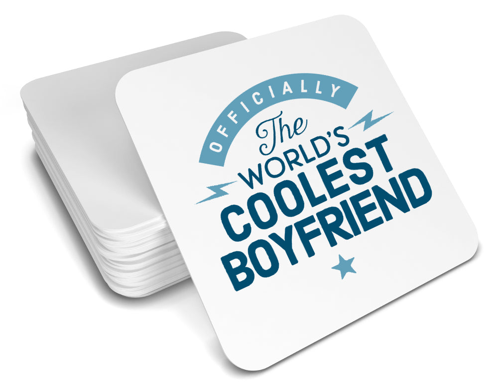 Boyfriend Gift Cool Coaster Birthday For Present