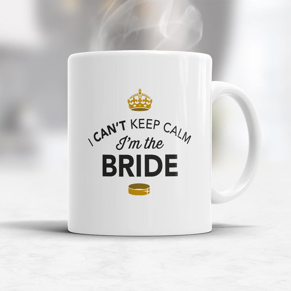 Bride Gifts Wedding, Bride Gift ideas, Bride Mug, Bride Wedding Gift