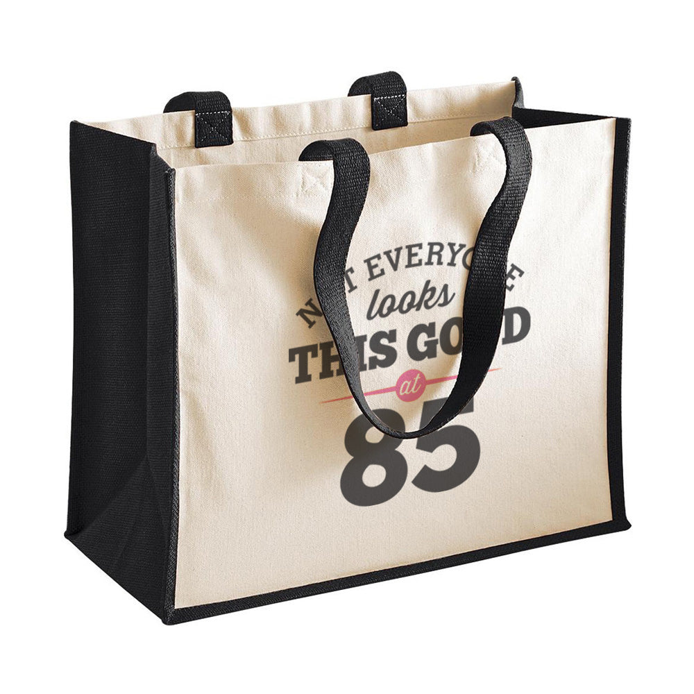 85th Birthday Bag, Gift, Womens Bag, Ladies Shopping Bag, Tote Bag, Keepsake