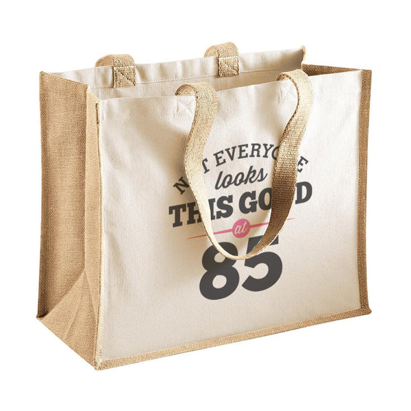 85th Birthday Bag Gift Womens Ladies Shopping Tote