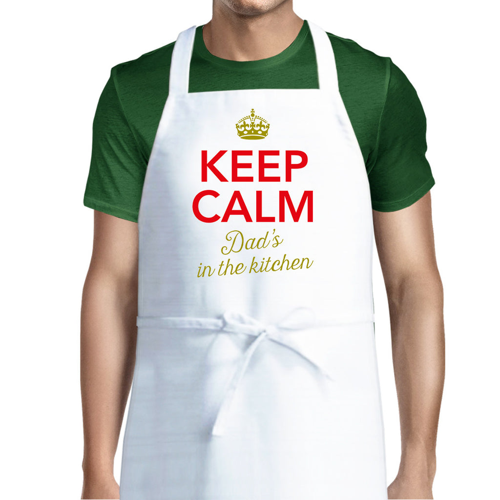 Gifts For Dad Gift Birthday Apron C Design Invent Print