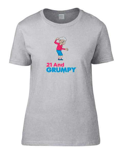 21st Birthday, 1997 Birthday, Women's Crew Neck, 21st Birthday Idea, Birthday Present, or Birthday Gift, For The Lucky 21 Year Old!