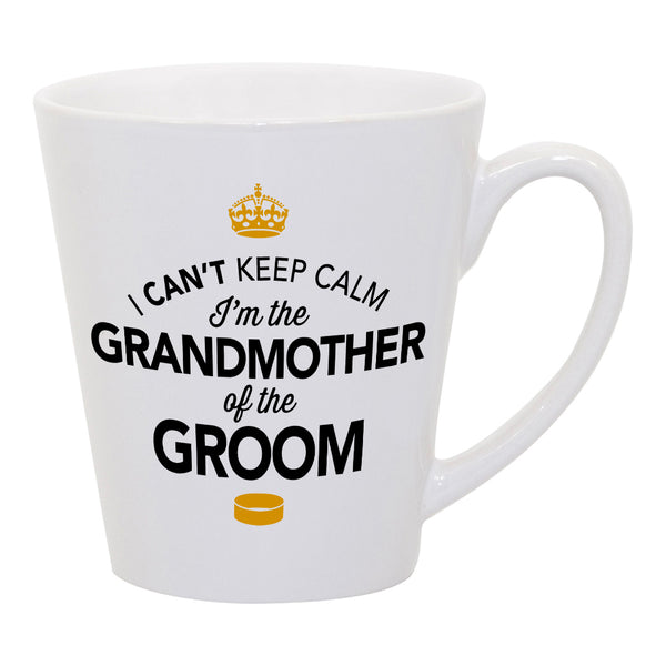 Grandmother of The Groom, Wedding Latte Mug, Grooms Grandmother, Grooms Grandmother Gift, Grandmother, Grandmother of The Groom,  Wedding Ideas