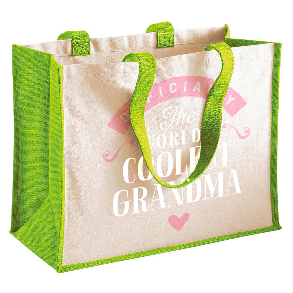 Grandma Gift, Grandma Birthday Bag, Personalised Grandma Gift, Grandma Present, Grandma Bag, Great Grandma Gifts, Grandma Funny Gifts, Grandma Gifts From Daughter, Grandma Keepsake, Tote, Shopping Bag
