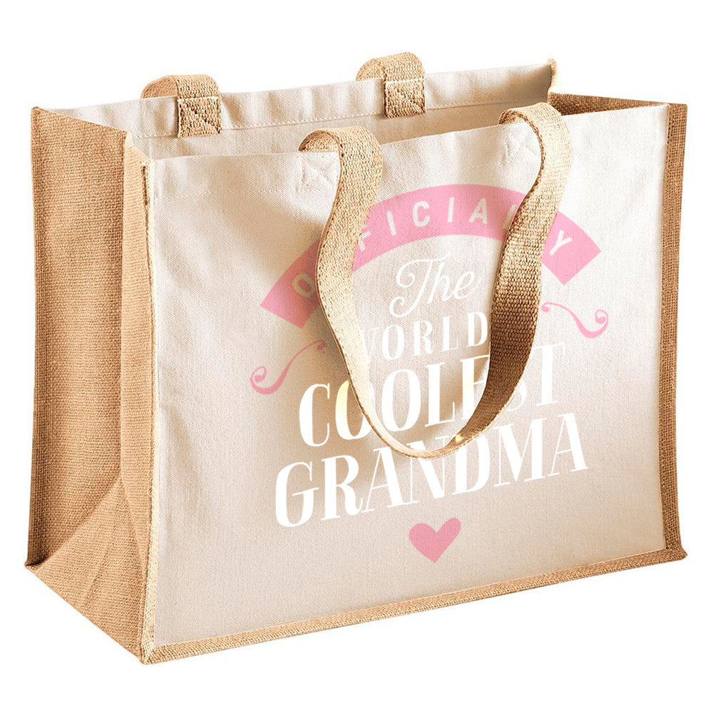 Grandma Gift Birthday Bag Personalised Present Funny Gifts