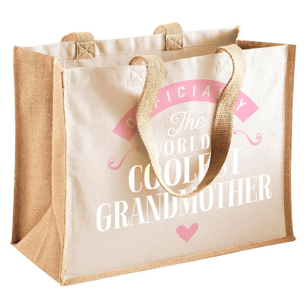 Grandmother Gift, Grandmother Birthday Bag, Personalised Grandmother Gift, Grandmother Present, Grandmother Bag, Great Grandmother Gifts, Grandmother Funny Gifts, Grandmother Gifts From Daughter, Grandmother Keepsake, Tote, Shopping Bag