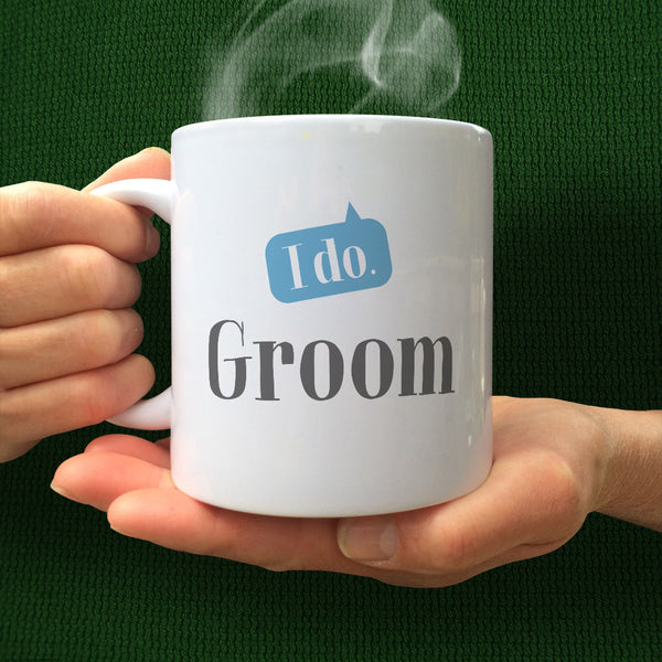Groom, Wedding Mug,  Groom Gift, Dad, Wedding Ideas