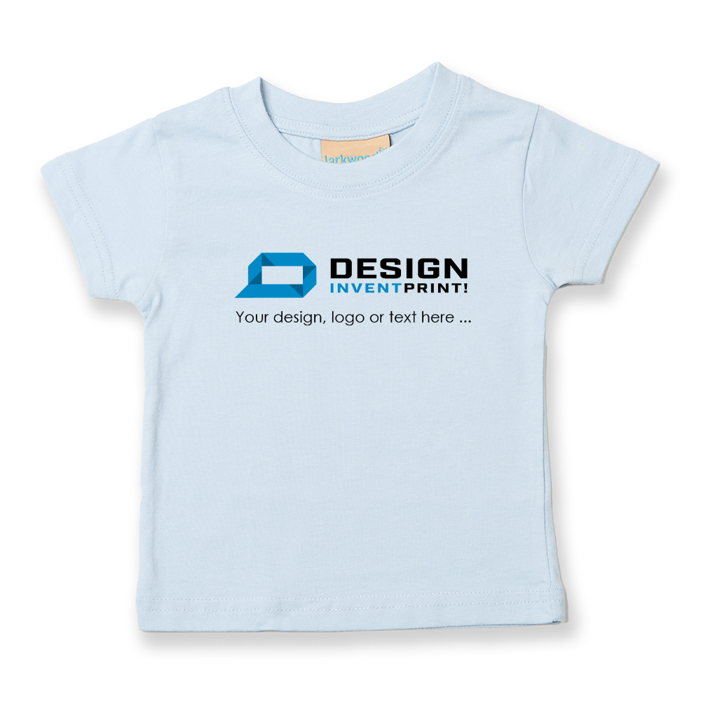 Custom Print Promotional or Gift Children's T shirt