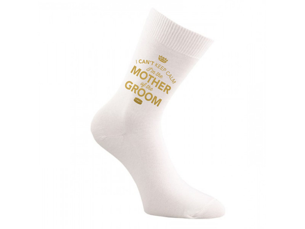 Mother of Groom, Mother of Groom Socks, Mother of Groom, Mother of Groom, Mother of Groom Gifts, Hen Do Gift, Wedding Gift Idea, Mother of Groom of Wedding Present, Wedding keepsake, Wedding Socks, Womens Socks, Size 4-7